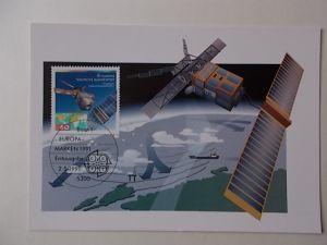 Maximumkarte Europamarke 1991