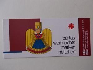 Bund Caritas MH Weihnachtsmarken 1990 postfrisch