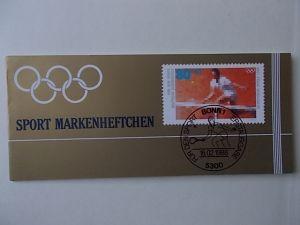 Bund MH Sportmarken 1988 postfrisch
