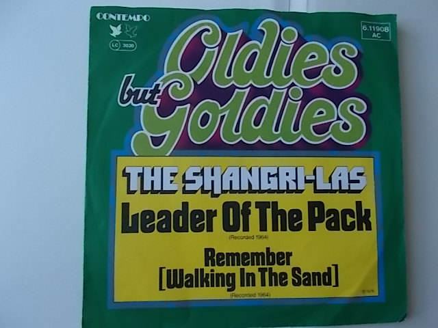 Single The Shangri Las Leader of the Pack