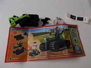 Ü-Ei Spielzeug Trecker mit BPZ