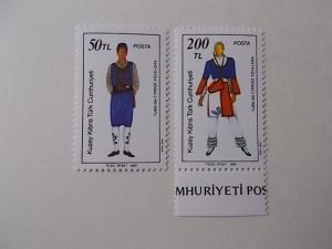 Türkisch-Zypern Nr 208+209 postfrisch