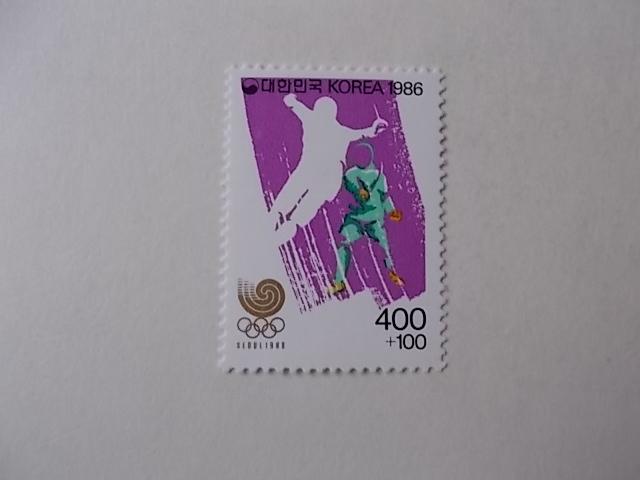 Korea-Süd Nr 1440 postfrisch