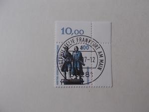 Bund Nr 1934 Ersttagsstempel