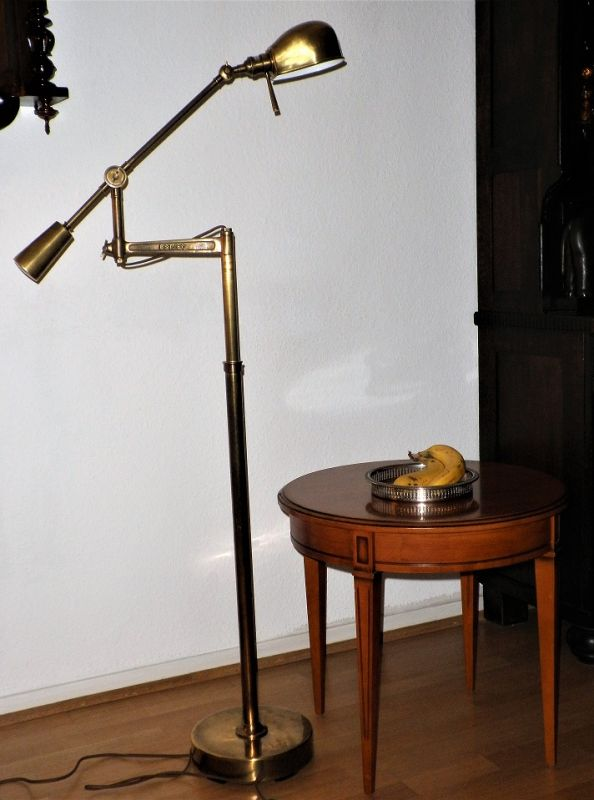 Designer-Stehlampe von Ralph Lauren