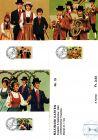 Liechtenstein Maximum - Karten - Ausgabe 8. Sptember 1980 - Liechtensteiner Trachten