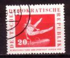 Bild zu DDR 1959 MI 709 g...