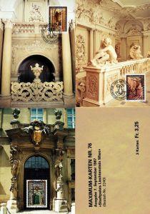 liechtenstein maximum karten ausgabe 7 september 1987 stadtpalais liechtenstein wien nr. Black Bedroom Furniture Sets. Home Design Ideas