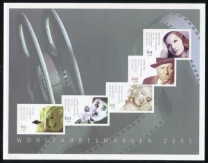 46 MH Wofa Schauspieler 2001, ESSt Berlin-Zentrum