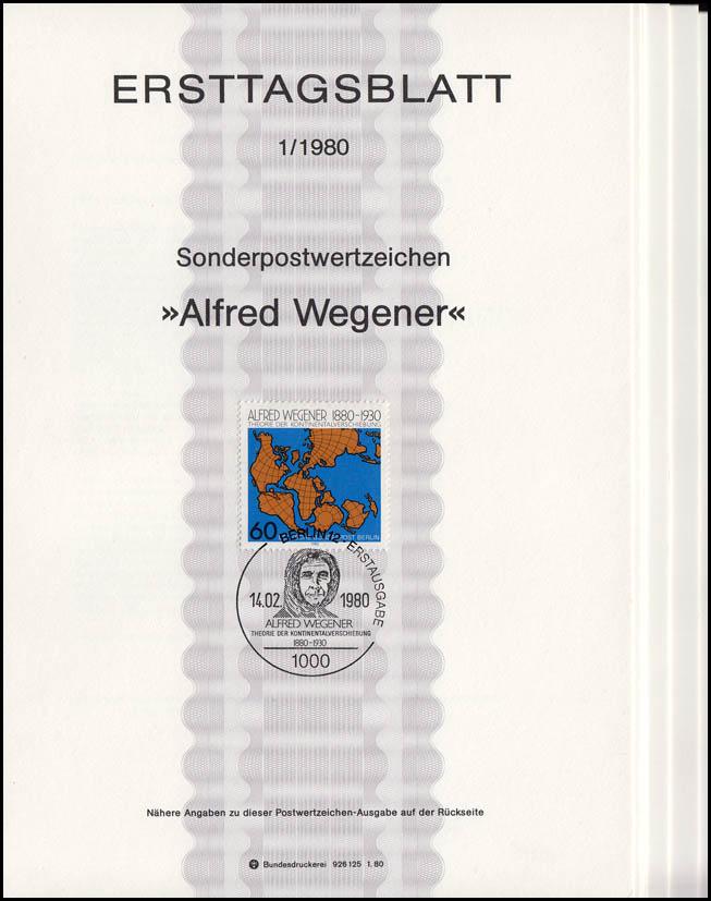 ETB Berlin Jahrgang 1980 Nr. 1 - 11 komplett