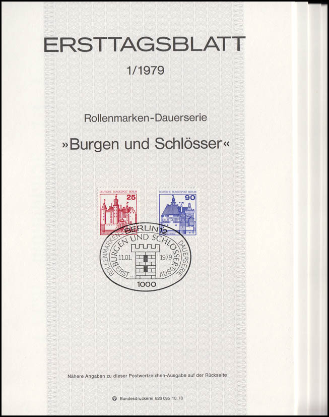 ETB Berlin Jahrgang 1979 Nr. 1 - 17 komplett