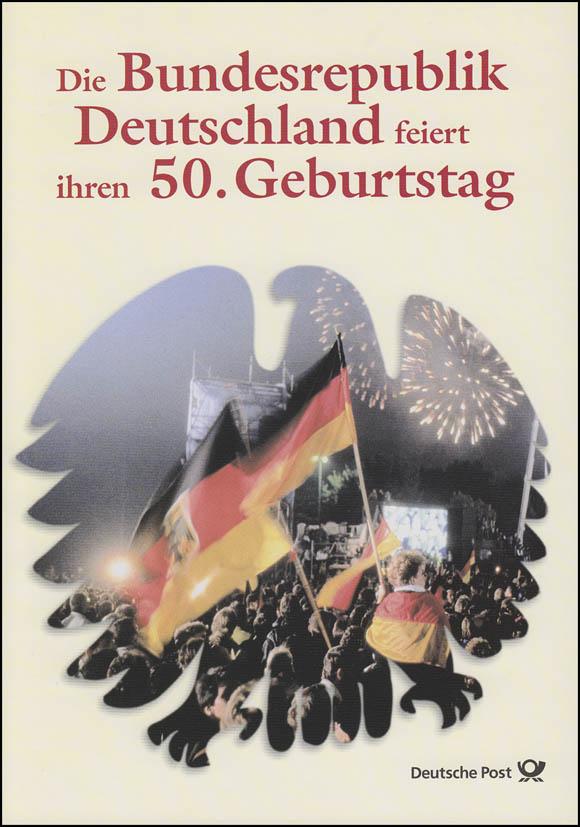 Block 48 Grundgesetz und Block 49 50 Jahre BRD - EB 3/1999