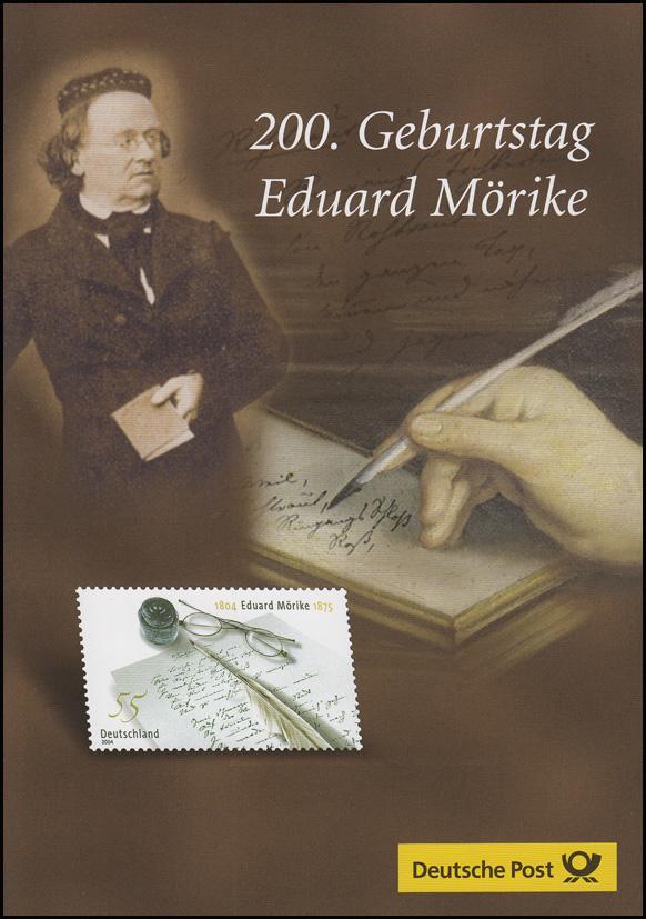 2419 Eduard Mörike -  EB 5/2004