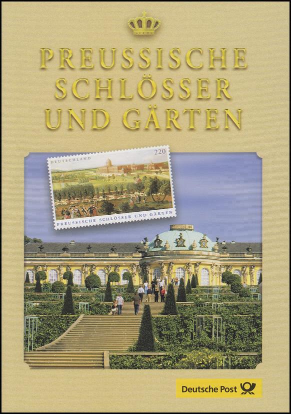 Block 66 Preußische Schlösser und Gärten & Sanssouci - EB 6/2005
