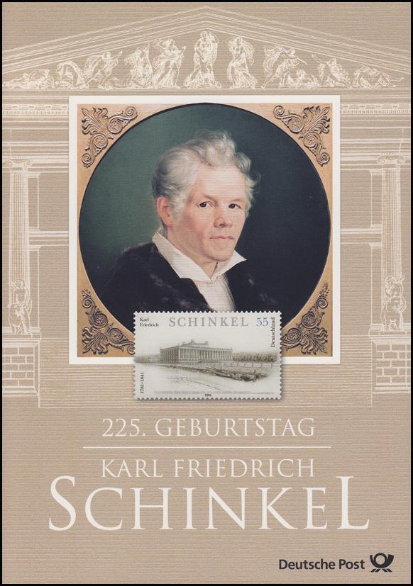 2527 Karl Friedrich Schinkel - EB 2/2006