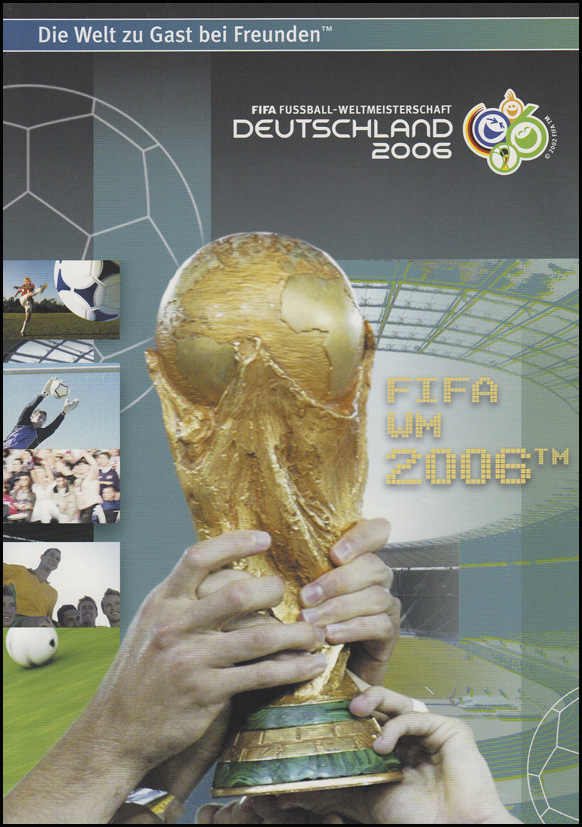 Block 67 Fußball-WM 2006 - EB 3/2006