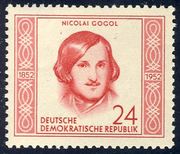 313 Nikolaj Gogol 24 Pf **