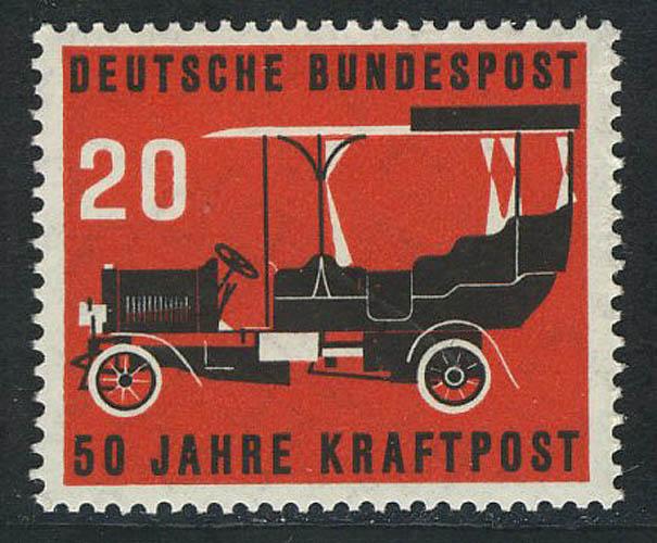 211 Kraftpost - Marke  **