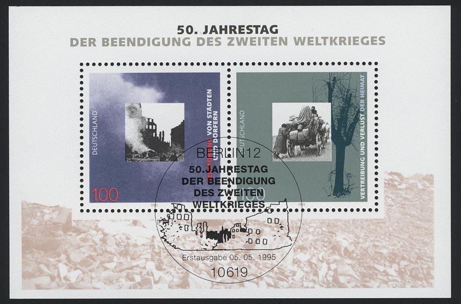 Block 31 Kriegsende 1995, ESSt Berlin