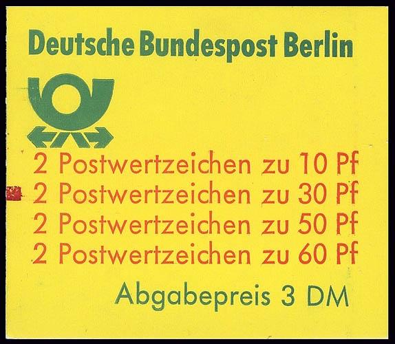 12a MH BuS 1980 [rote 60er], ALTE Fluoreszenz, mit Zählbalken **