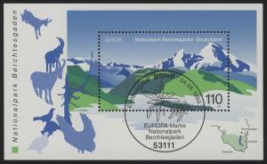 Block 47 EUROPA - Nationalpark Berchtesgaden 1999, ESSt Bonn