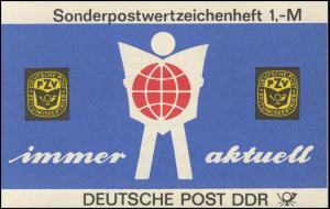 SMHD 27 PZV der DDR 1987 - postfrisch
