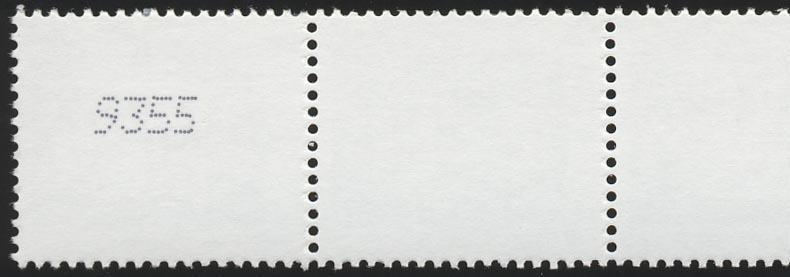 2374 SWK Euro 0,25 10000er Typ IV 5er + ungerade Nr. ** postfrisch