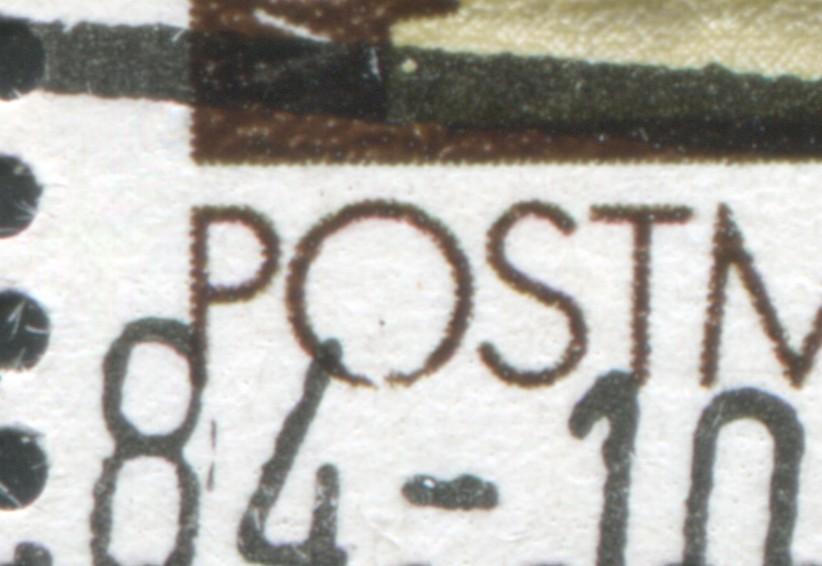 2853II Postmeilensäulen 10 Pf Paar PLF III beschädigtes O, Feld 28, ESSt Berlin