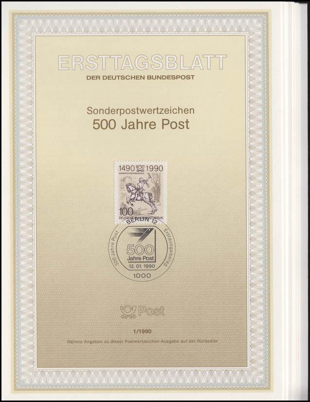 ETB Berlin Jahrgang 1990 Nr. 1 - 14 komplett
