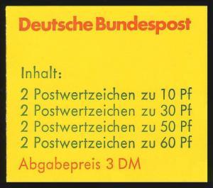 23e MH Burgen und Schlösser, Variante b - postfrisch