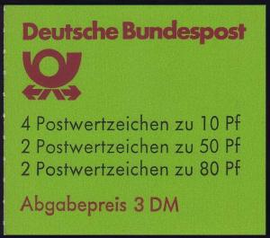 24b MH Burgen und Schlösser - postfrisch **