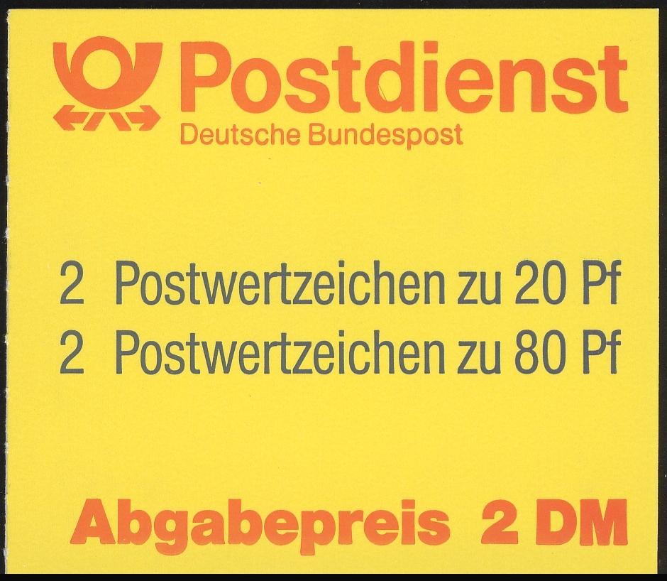 28a MH SWK 2,- DM 1993, 50/3,5 mm, postfrisch