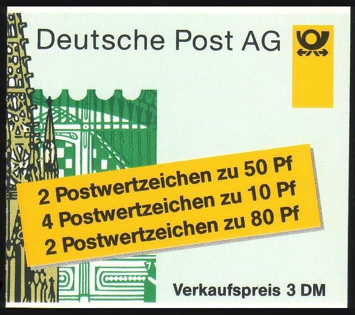 29b MH Markenkiste, postfrisch