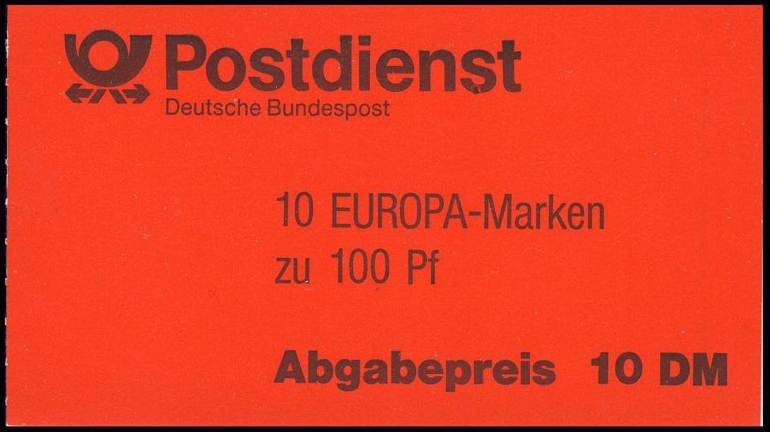 30 MH Europa/CEPT von 1994, postfrisch **