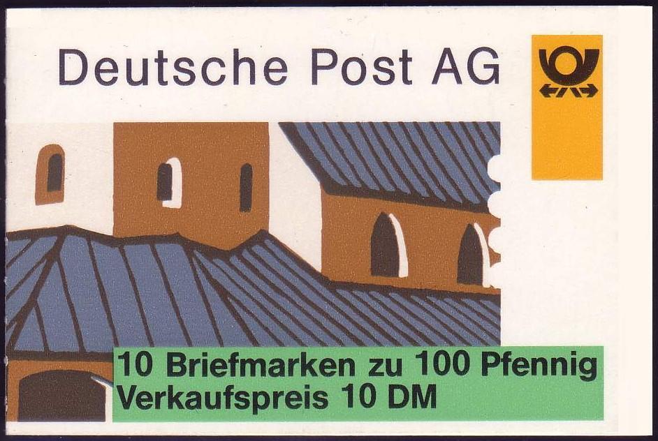 32 MH Altötting 1995, postfrisch