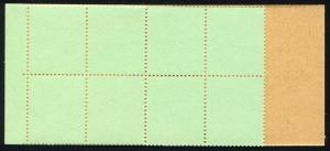 Versuchs-MH 18/19 Unfall, 8 grüne Leerfelder, **