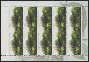 2208 Linde zu Himmelsberg - 10er-Bogen postfrisch ** / MNH