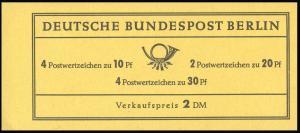 5b MH Brandenburger Tor/Behrendt - RLV IV postfrisch **