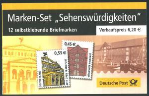 50aBII MH SWK 2002, enges Raster, postfrisch