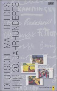 Edition: Deutsche Malerei des 20. Jahrhunderts 1995