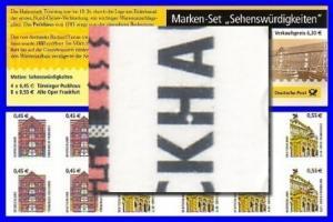 50aBI MH SWK 2002, PLF VI Loch im H, postfrisch