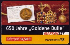 62IaA MH Goldene Bulle: Raster Statue steil ca. 75 Grad / 15 Grad, **