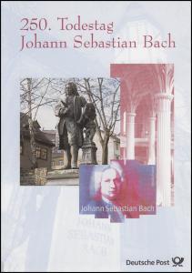 2126 Johann Sebastian Bach - EB 2/2000