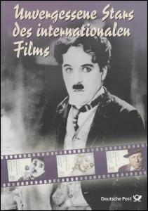 2218-2222A Wofa 2001 Internationale Filmschauspieler -  EB 5/2001