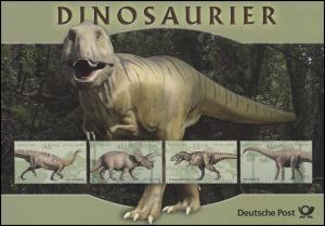 Block 73 Jugend Dinosaurier & Naturmuseum / Dinomuseum Senckenberg - EB 4/2008