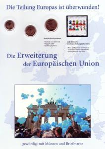 Numisblatt-Jahresgabe 2004: Die Erweiterung der EU