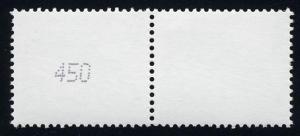 2313 SWK 1,80 Nr. ohne P. Typ III Naht-Paar mit Nr. **