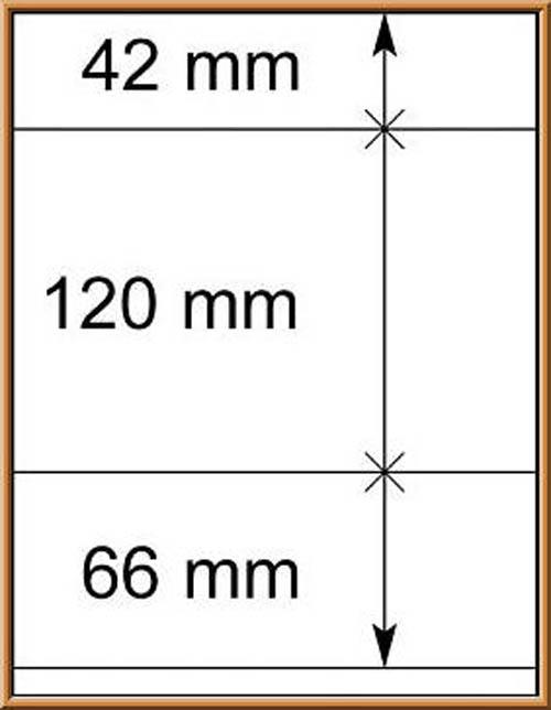 LINDNER-T-Blanko - Einzelblatt 802 309 1