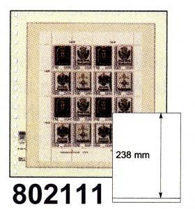 LINDNER-T-Blanko - Einzelblatt 802 111