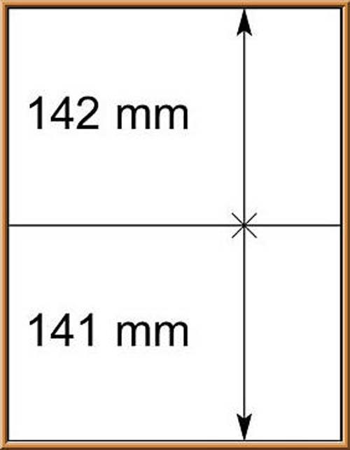 LINDNER-T-Blanko - Einzelblatt 802 217 1